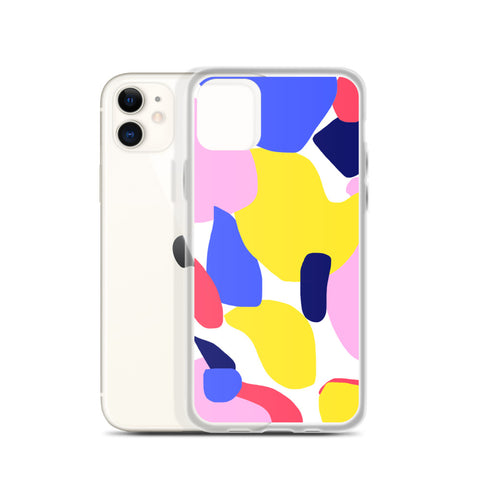 Multicolour iPhone Case