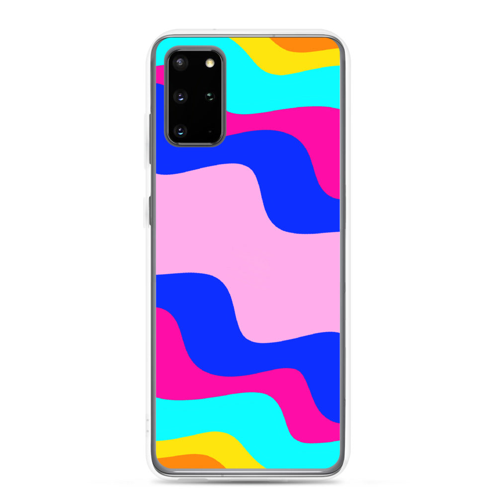 Wavy Samsung Phone Case