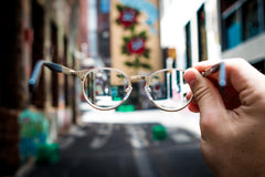 Glasses Visual | Arthur Blake