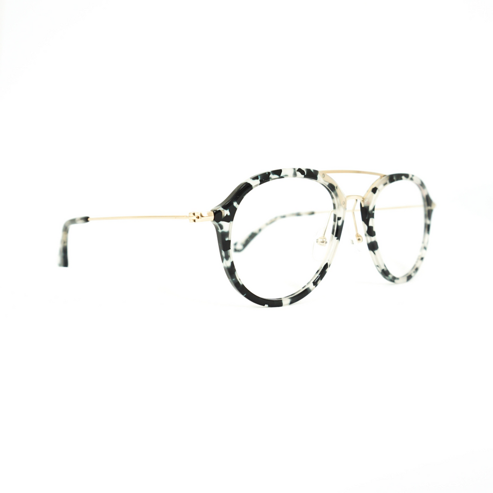 Arthur Blake Lima Glasses Side View