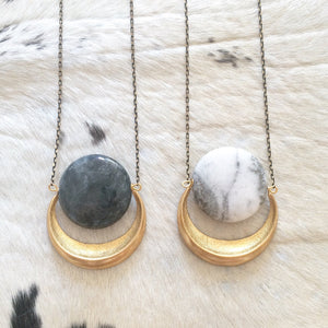 Moonside Necklace