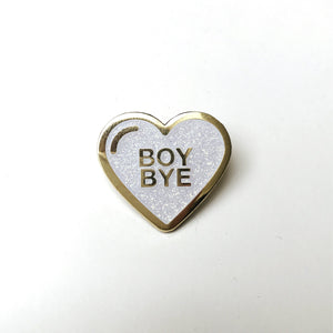 BOY BYE LAPEL PIN