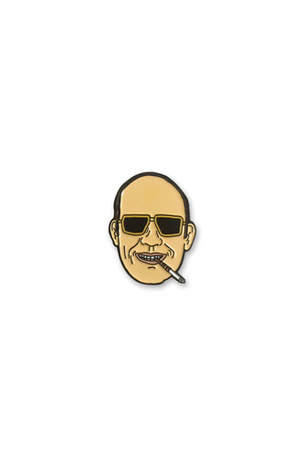 HUNTER S THOMPSON LAPEL PIN