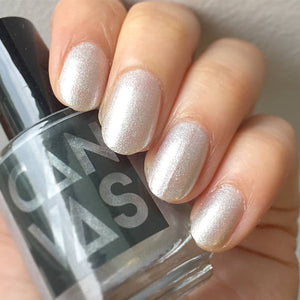 "5-Free Nail Polish ""Winter Is Coming"" by Canvas Lacquer"