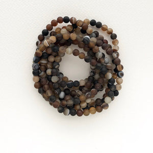 Be Here Now Mala Bracelet