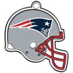 NFL Pet Tag - New England Patriots