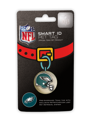 NFL Pet Tag - Philadelphia Eagles