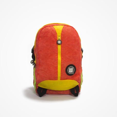 Backpack for Boys Lion | Orange - biglove