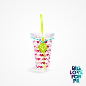 Biglove Cup - Red Hearts