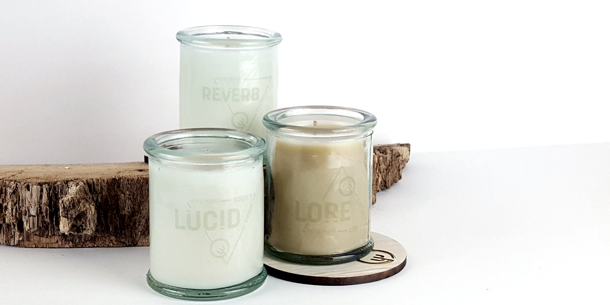 Personal Candle Collection | Edition No. 01
