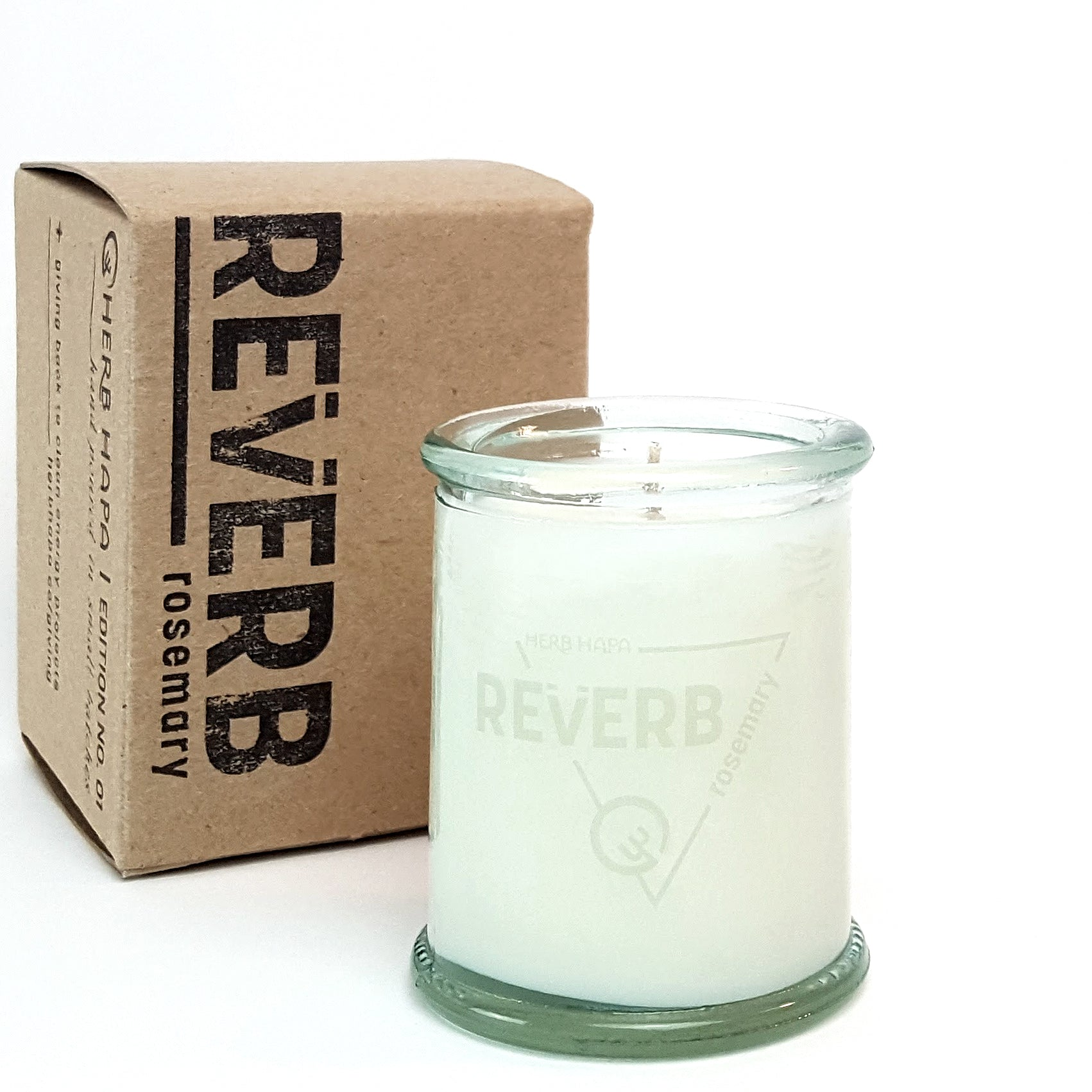REVERB | rosemary candle
