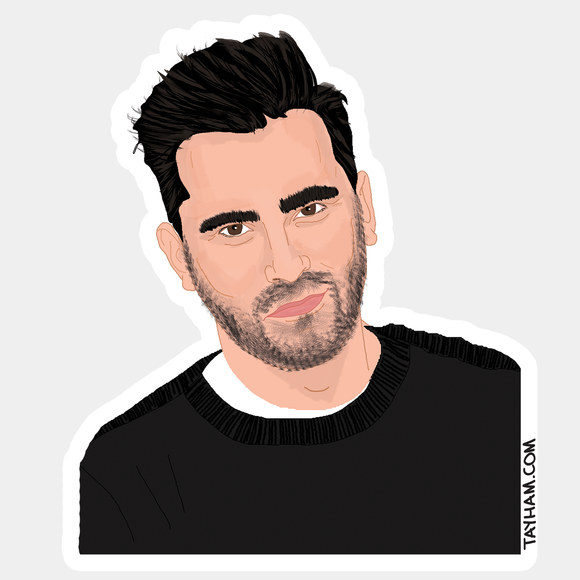 David Sticker - Schitt's Creek