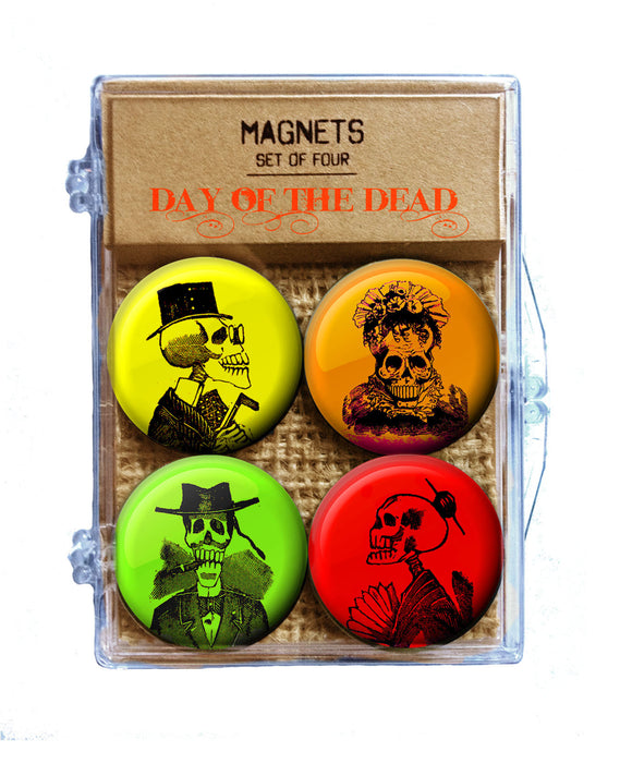 Day of the Dead - Magnets