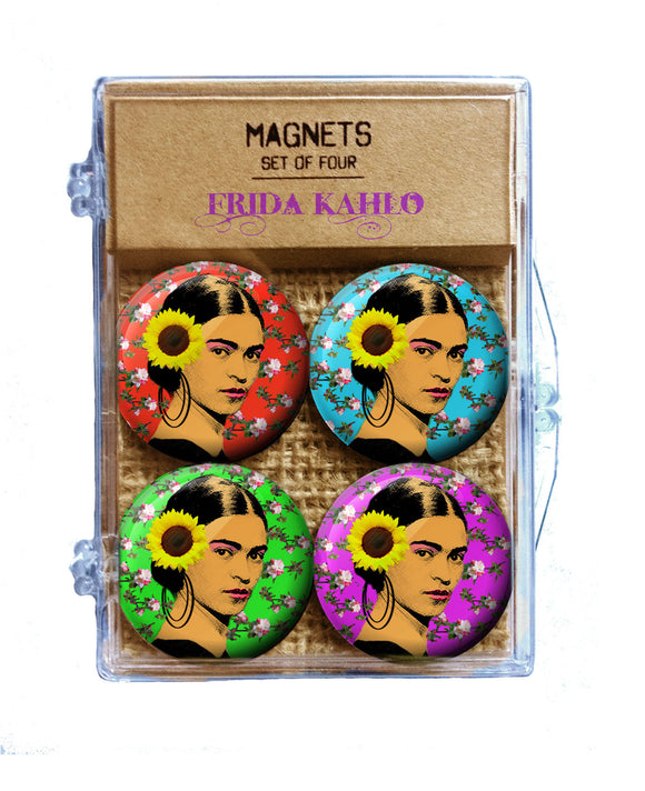 Frida Kahlo - Magnets