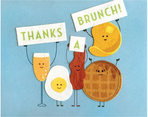 Thanks A Brunch!
