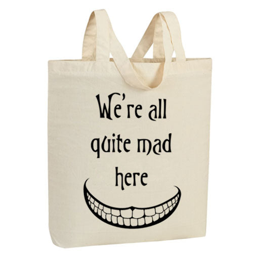 Quite Mad Tote bag