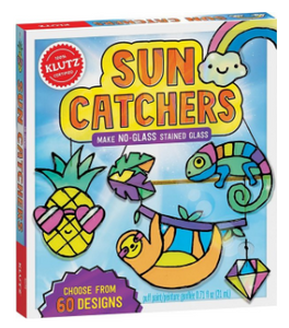 Sun Catchers Kit - Klutz