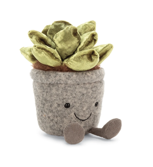 Silly Succulent Jade Plant - Jellycat