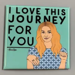 Alexis Journey Magnet