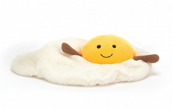 Fried Egg Amuseables - Jellycat