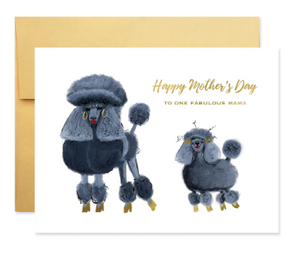 To a Fabulous Mama - Mother's Day Card