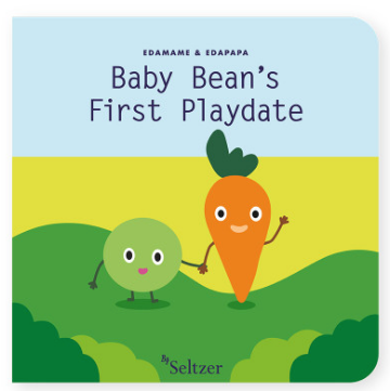 Baby Bean's First Playdate Board Book