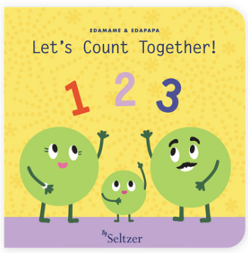 Let's Count Together Board Book