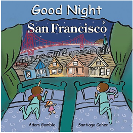 Good Night San Francisco Board Book