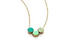 Color Story Necklace - Mints