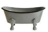 Metal Bathtub Soap Dish - 4 colors