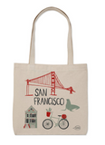 San Francisco Everyday Tote