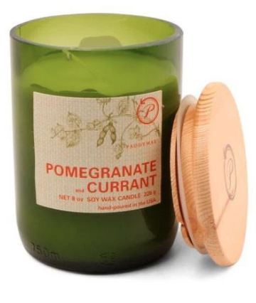 Pomegranate and Currant - Candle 8 oz.