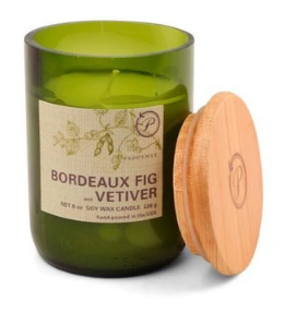 Bordeaux Fig & Vetiver - Candle 8 oz.