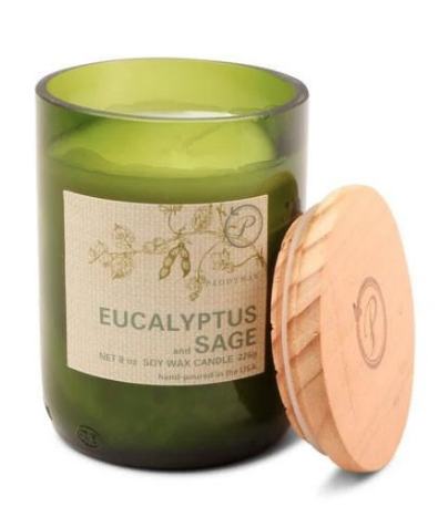 Eucalyptus and Sage - Candle 8 oz.