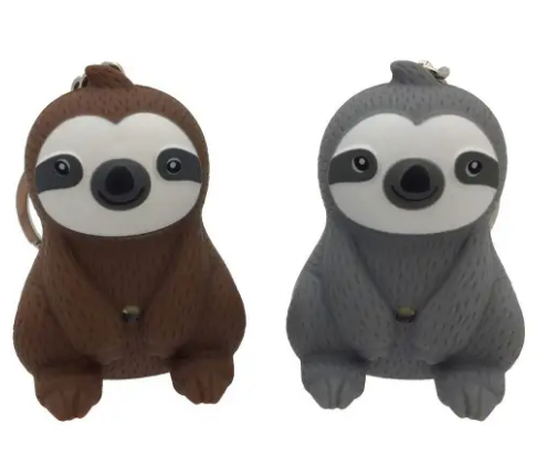 Sloth Keylight - 2 Colors