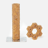 Speks 2.5mm Magnetic Balls - Gold