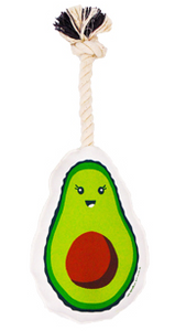 Avocado Tug & Fetch Dog Toy