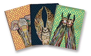 Majestic Animals Notebook - 3 styles