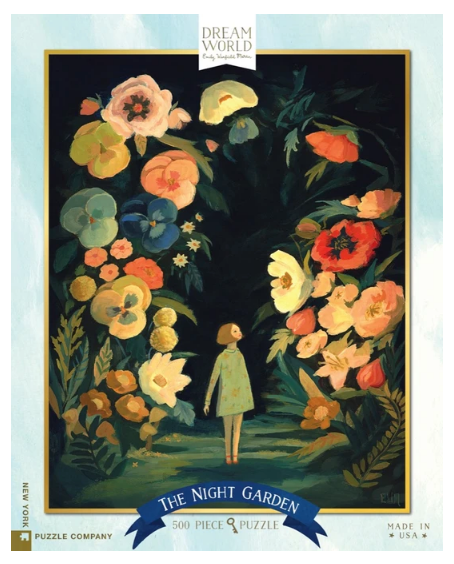 The Night Garden Puzzle - 500 pcs