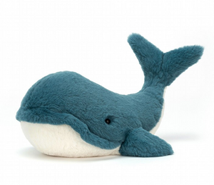 Wally Whale Small - Jellycat