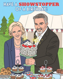 Have s Showstopper of a Birthday! - Birthday Card