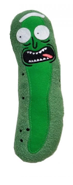 Pickle Rick Plush