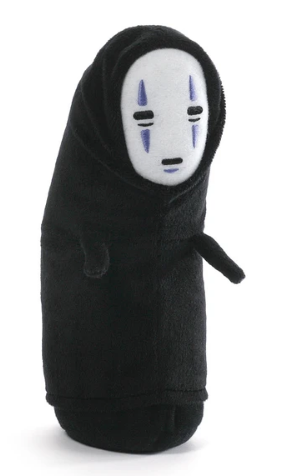 No Face Plush 8