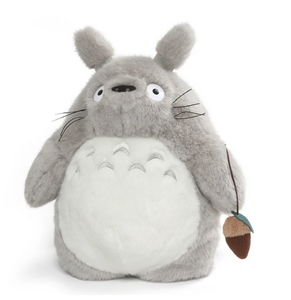 Totoro Plush Backpack 15.5""