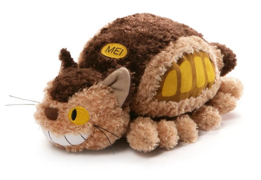 Cat Bus Plush 11