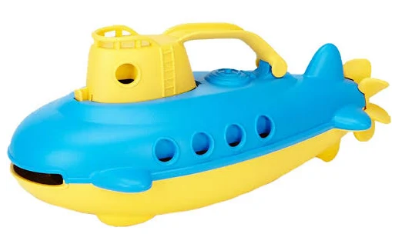 Green Toys Submarine