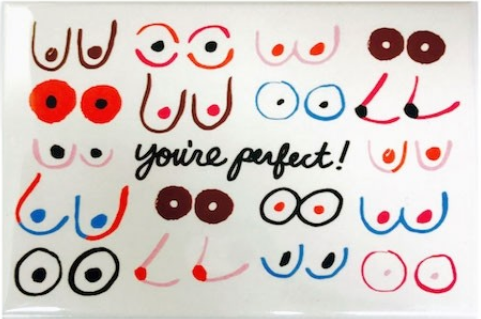 Boob Magnet - You're Perfect