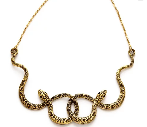 Snake Ophidian Necklace