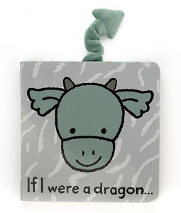 If I were a dragon -  Jellycat