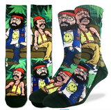 Cheech and Chong Mens Socks
